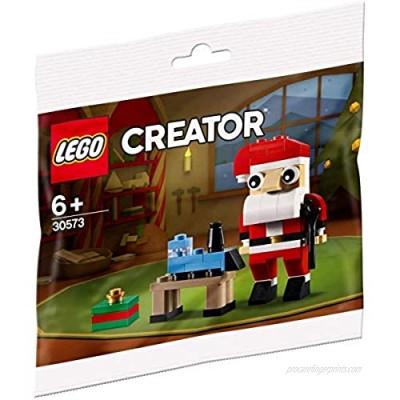 LEGO 30573 Creator Father Christmas Construction Kit Multi-Colour