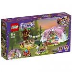 LEGO41392FriendsNatureGlampingOutdoorAdventurePlaysetwithTentandOlivia&MiaMiniDolls