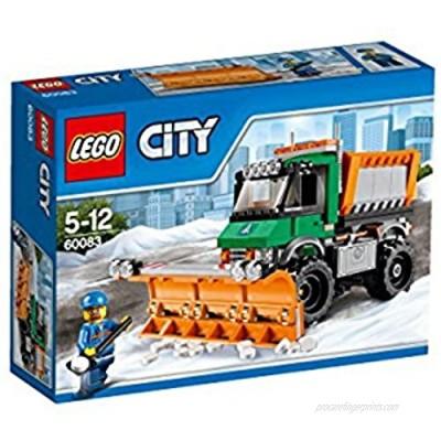 LEGO 60083 City - Snowplow Truck
