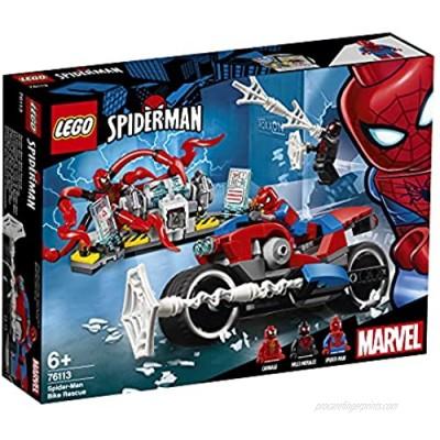 LEGO 76113Super Heroes Marvel Spider Man Vehicle Toy