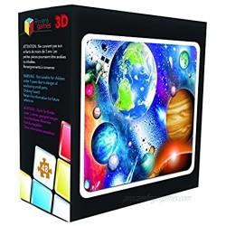 Great Gizmos RP3D01 3D Space Puzzle  Multi-Colours