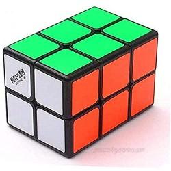 LiangCuber Qiyi 2x2x3 Speed Cube Black 2x2x3 Cuboid Puzzle Cube MoFangGe Magic Cubes