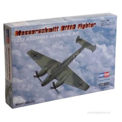 Hobby Boss Me BF 110 Fighter Easy Assembly Kit