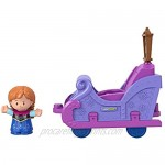 Fisher-Price Little People Disney Princess Parade Floats (Anna Frozen 2)
