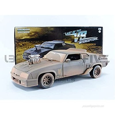 Greenlight 84052 Last of The V8 Interceptors 1973 Ford Falcon XB (Weathered Version) 1:24 Scale