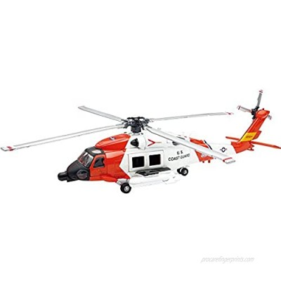Sikorsky HH-60 J (US Coastguard) Diecast Model Aircraft