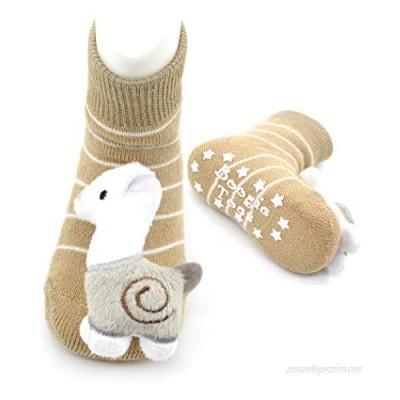Llama Boogie Toes Rattle Socks  1 Pair