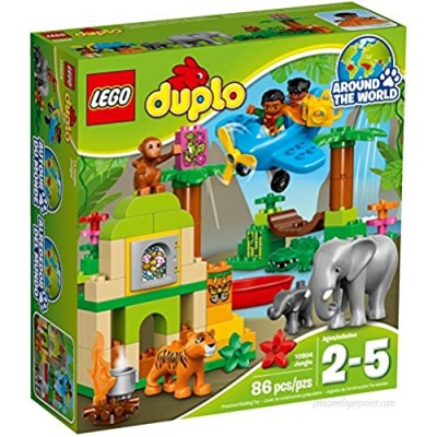 LEGO 10804 DUPLO Town Jungle (Discontinued by Manufacturer)