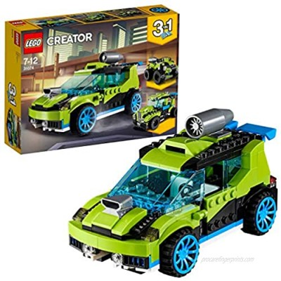 LEGO 31074 LEGO Creator Rocket Rally Car (Discontinued by Manufacturer)