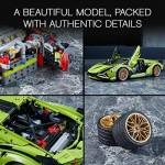 LEGO42115TechnicLamborghiniSiánFKP37RaceCar AdvancedBuildingSetforAdults ExclusiveCollectibleModel