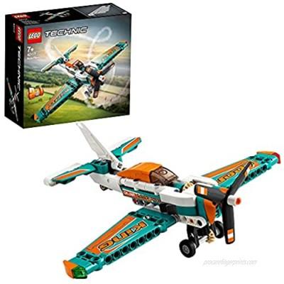 LEGO42117TechnicRacePlaneToytoJetAeroplane2in1BuildingSetforKids7YearsOld