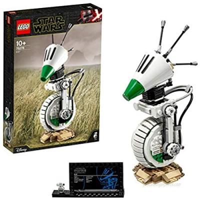 LEGO75278StarWarsD-ODroidCollectableModelBuildingSetfromTheRiseofSkywalker
