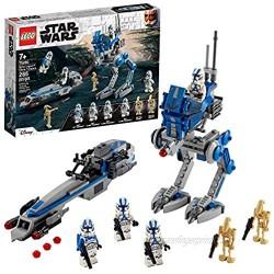 LEGO Star Wars 75280 - 501st Legion Clone Troopers (285 pieces)