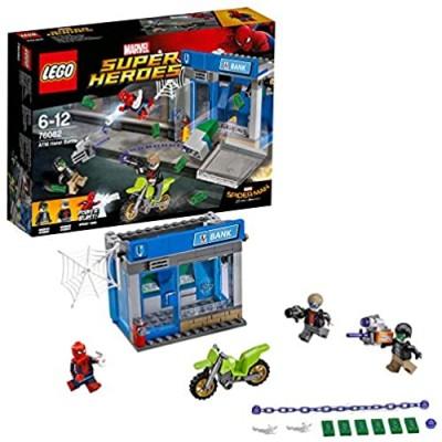 "LEGO UK 76082 ""Confidential Spider-Man 1"" Construction Toy"