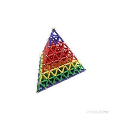157Pcs Magnetic Blocks Building Tiles Children Creativity Educational 5 Year Old Boy Kids Toys
